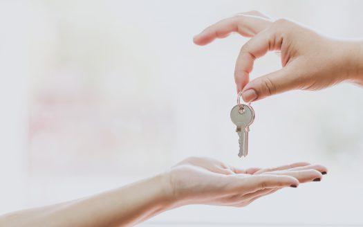 Boyd Real Estate getting-keys